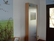 Infoterminal im Naturzentrum Katinger Watt