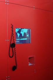 Infoterminal im Multimar Wattforum von Schaub Digitale Medien